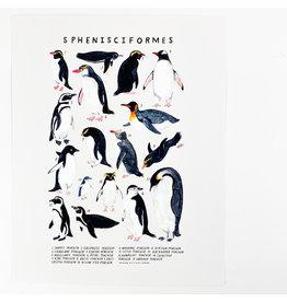 Kelzuki/Consignment Sphenisciformes Print/ Consignment