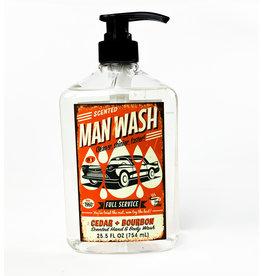 Cedar and Bourbon Body Wash