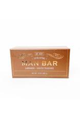 Cardamon and Juniper Man Bar