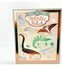 Djeco Dinosaur Artist patch