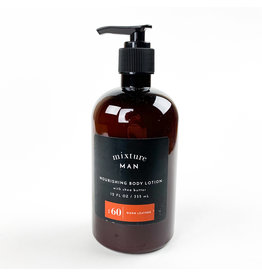 Worn Leather Body Lotion
