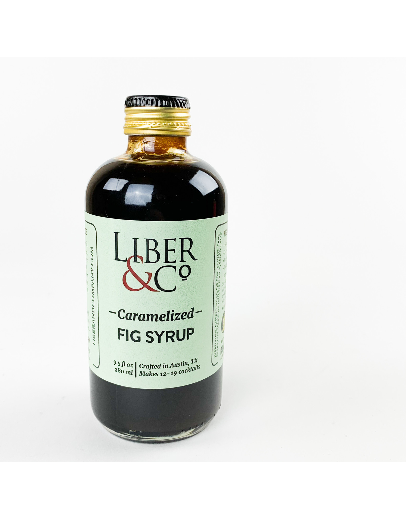 Liber and Co Cocktail Syrup