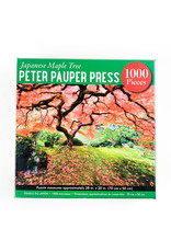 Peter Pauper Press Japanese Maple Tree puzzle