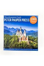 Peter Pauper Press Neuschwanstein Castle puzzle