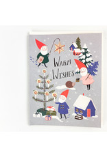 Red Cap Cards Holiday Gnomes