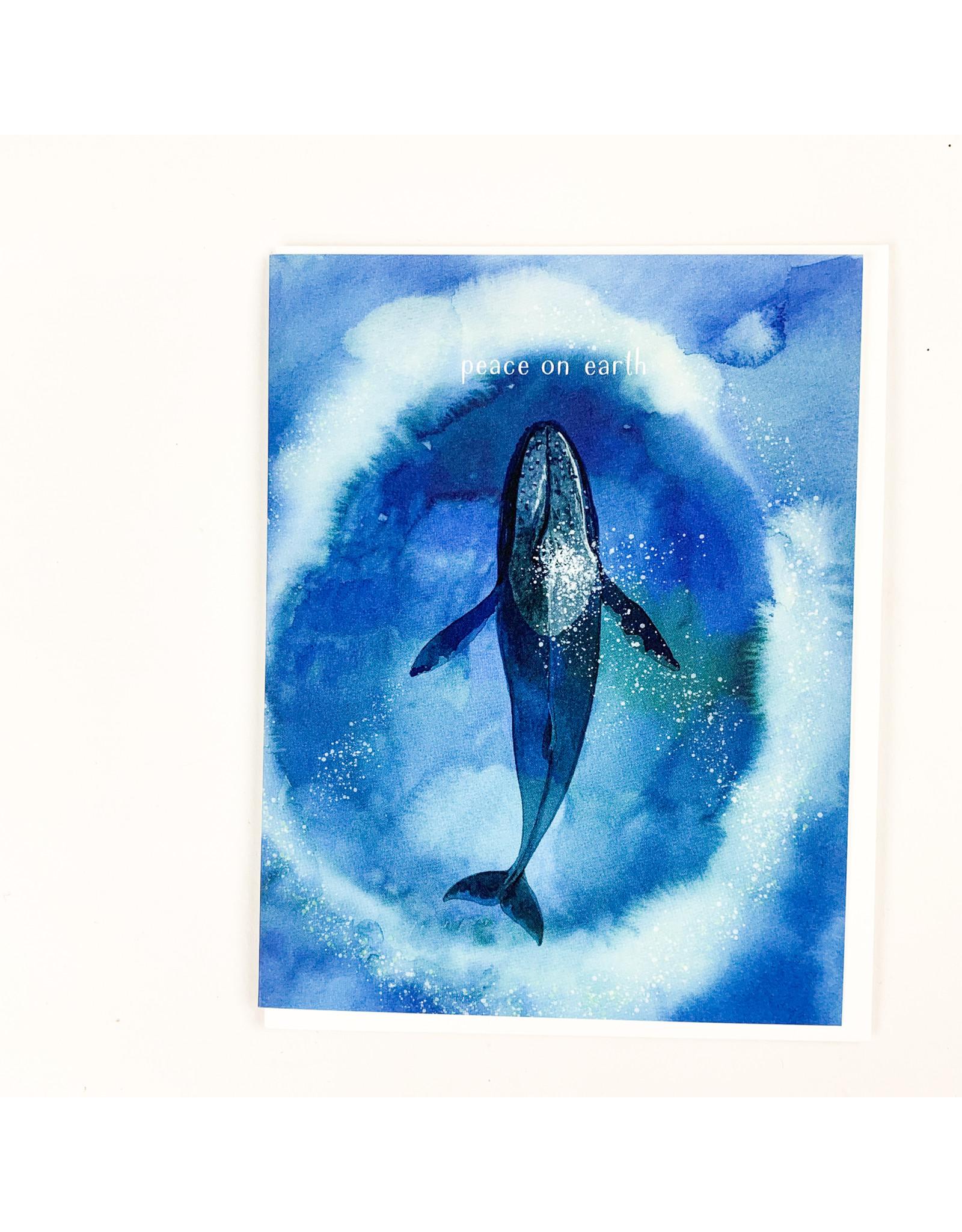 Felix Doolittle Whale Peace