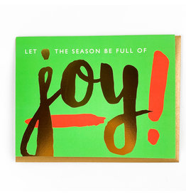 J.Faulkner Gold Season Of Joy