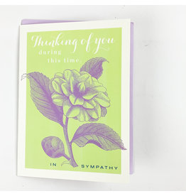 J.Faulkner Sympathy Flower