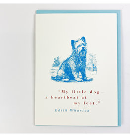 J.Faulkner Dog/Wharton