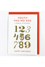 J.Faulkner Youth has No Age
