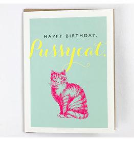 J.Faulkner Birthday Pussycat