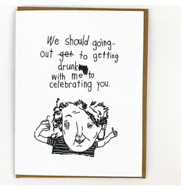Mountain Vs Plains Celebrating Drunk