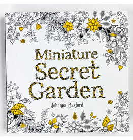 Chronicle Books Miniature Secret Garden