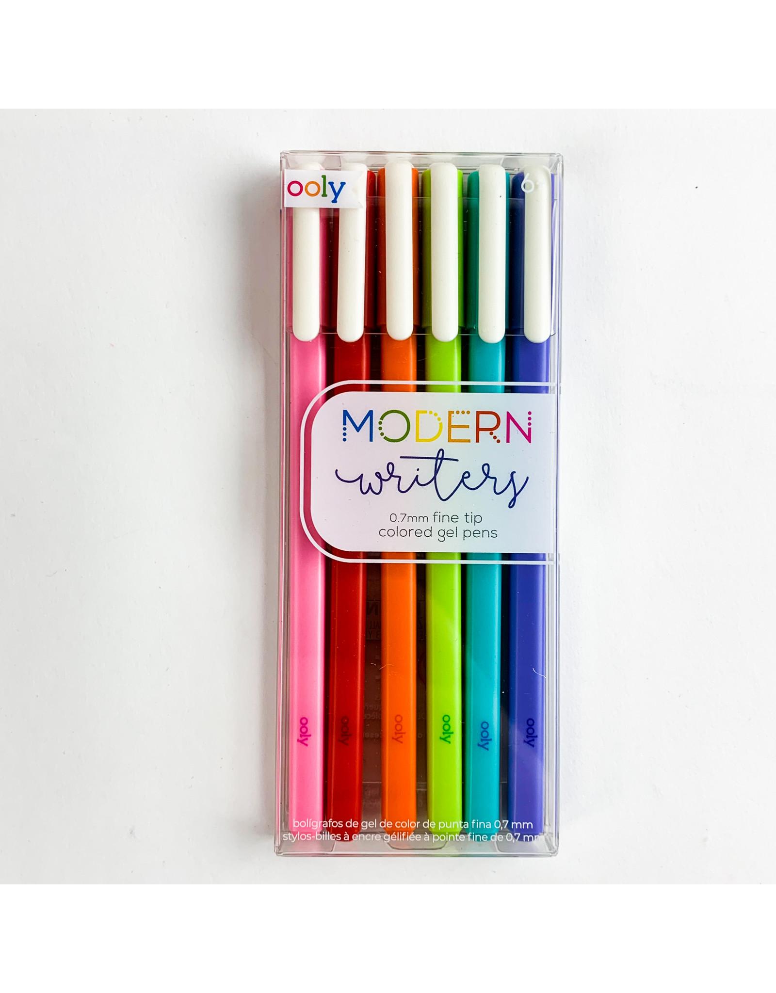 Ooly - International Arrivals Modern Writers Gel Pens