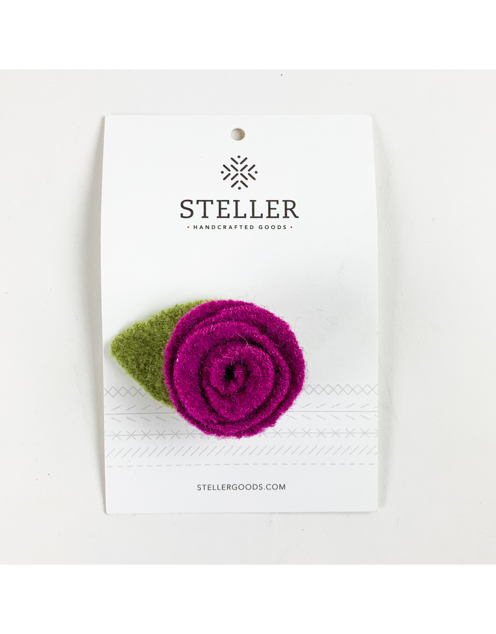 Julie Steller Assorted Rose pins