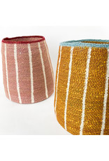 Creative Co-Op Seagrass Basket Light