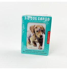 Kikkerland Dogs 3-D cards