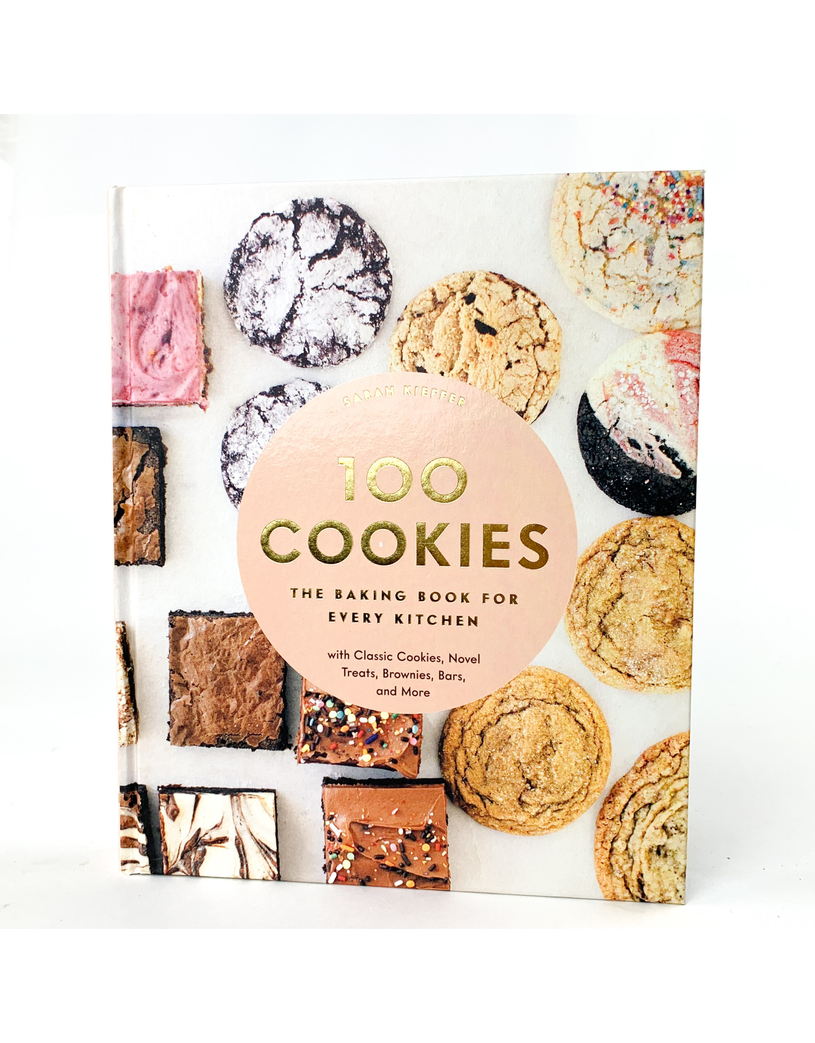 Chronicle Books 100 Cookies