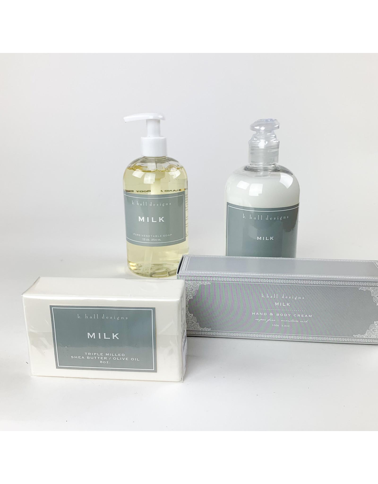 K. Hall Milk Bar Soap