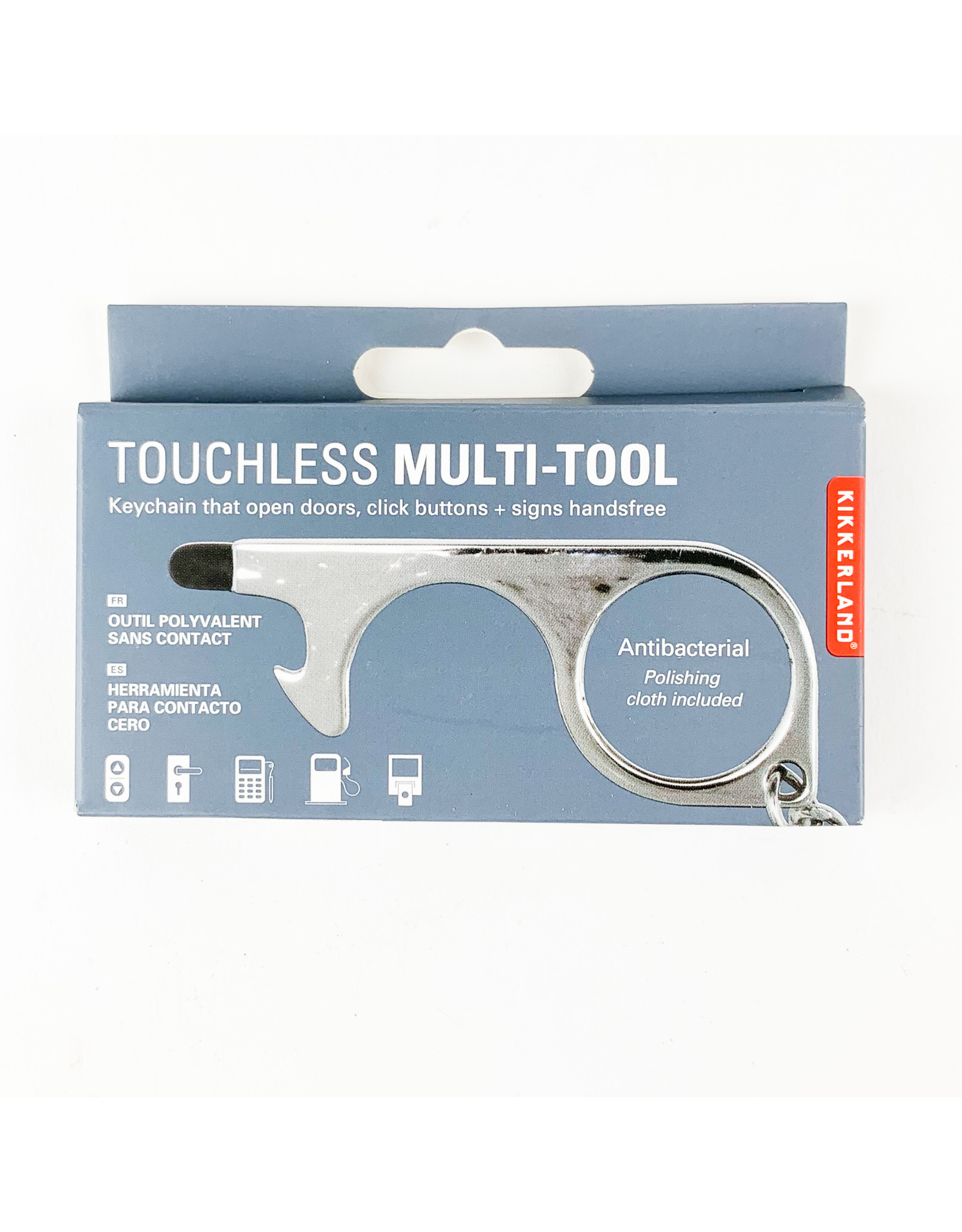 Kikkerland No Touch Tool
