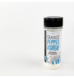 urban accents Cracked Pepper asiago