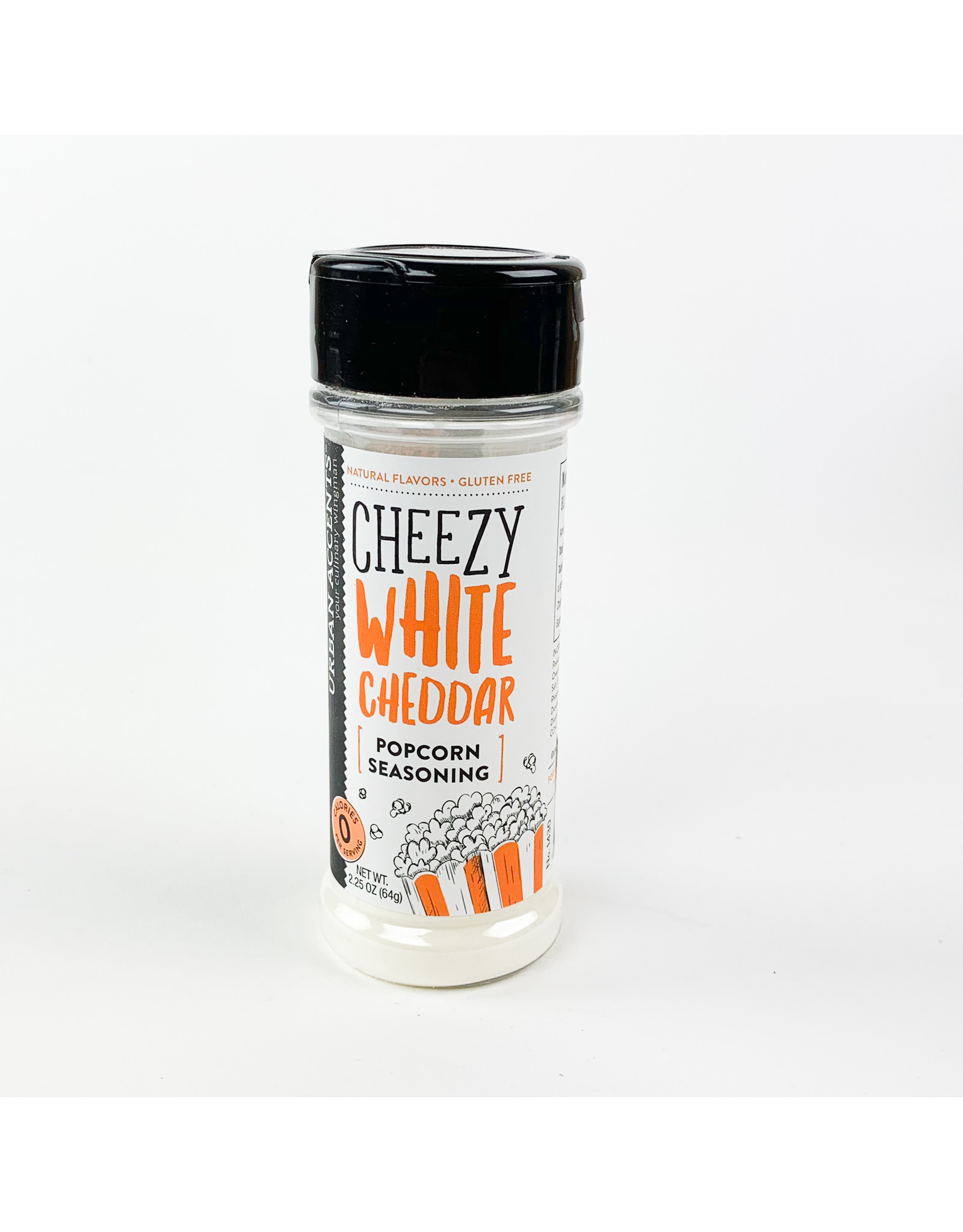 urban accents White Cheddar
