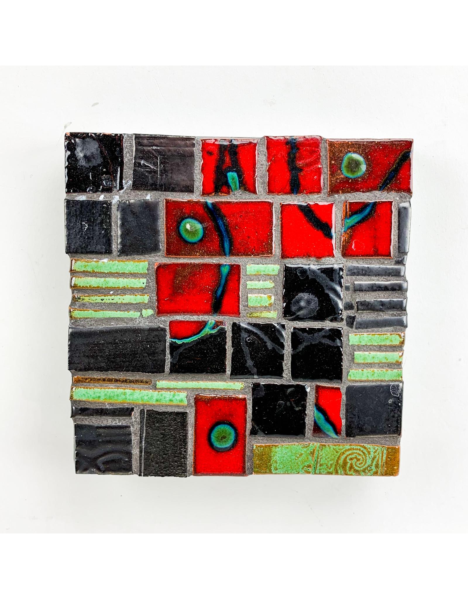 Susan Zdon Mercury Mosaic Tile