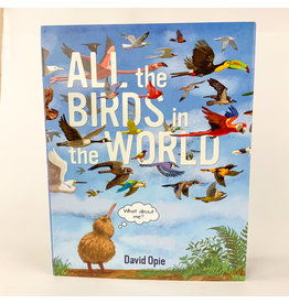 Peter Pauper Press All the Birds in the World