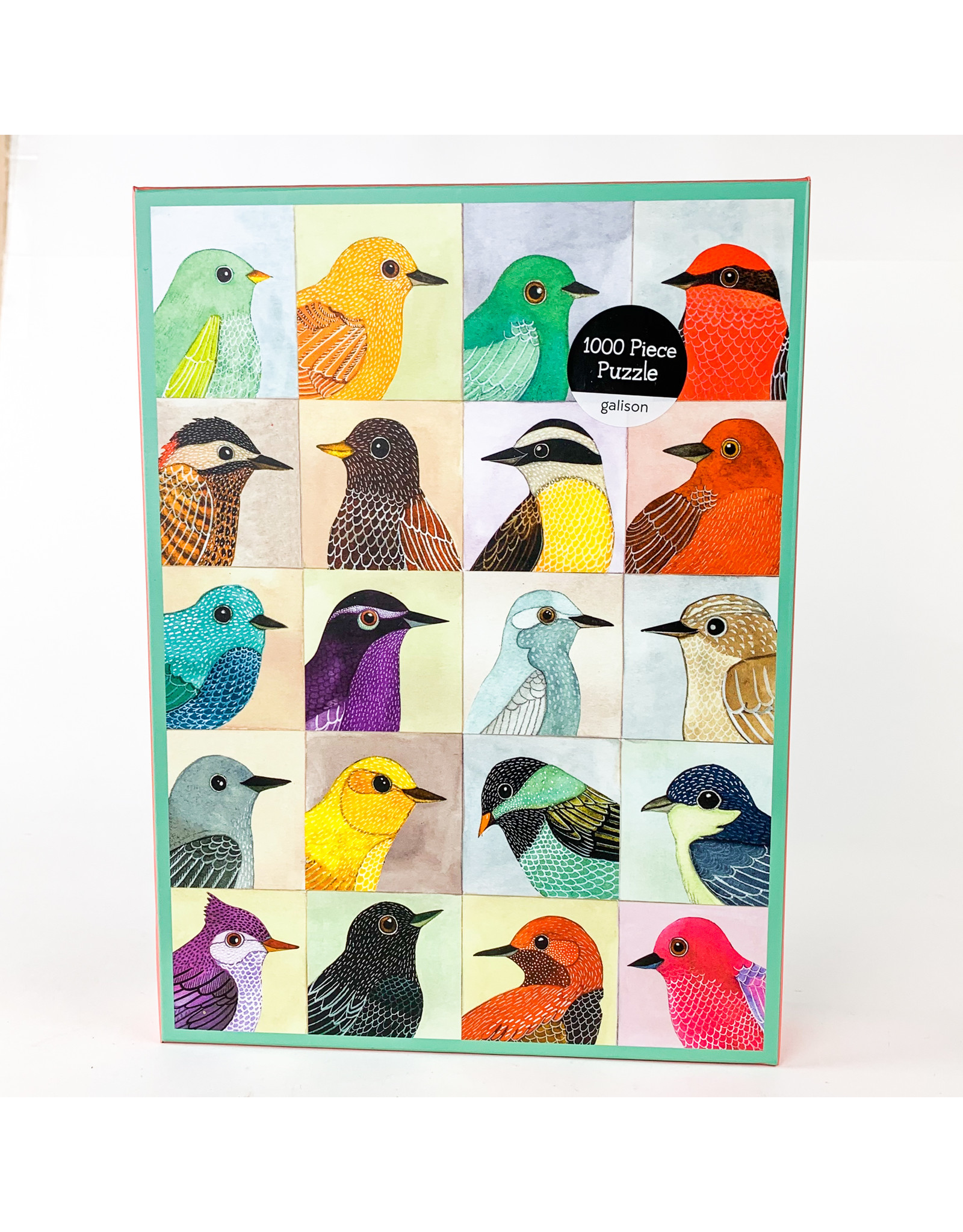 Chronicle Books Avian Friends 1000 pc