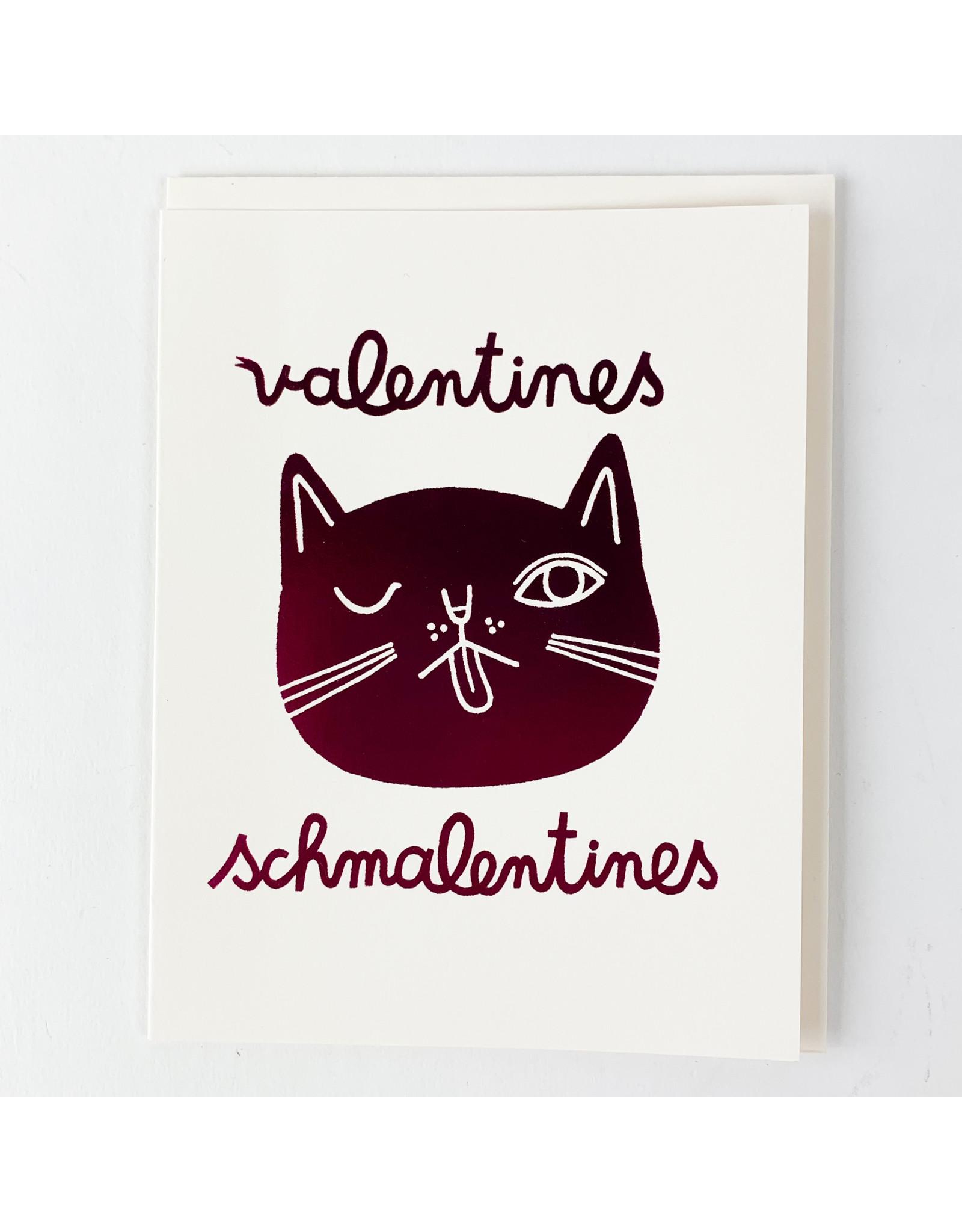Red Cap Cards Valentine's Schmalentine's