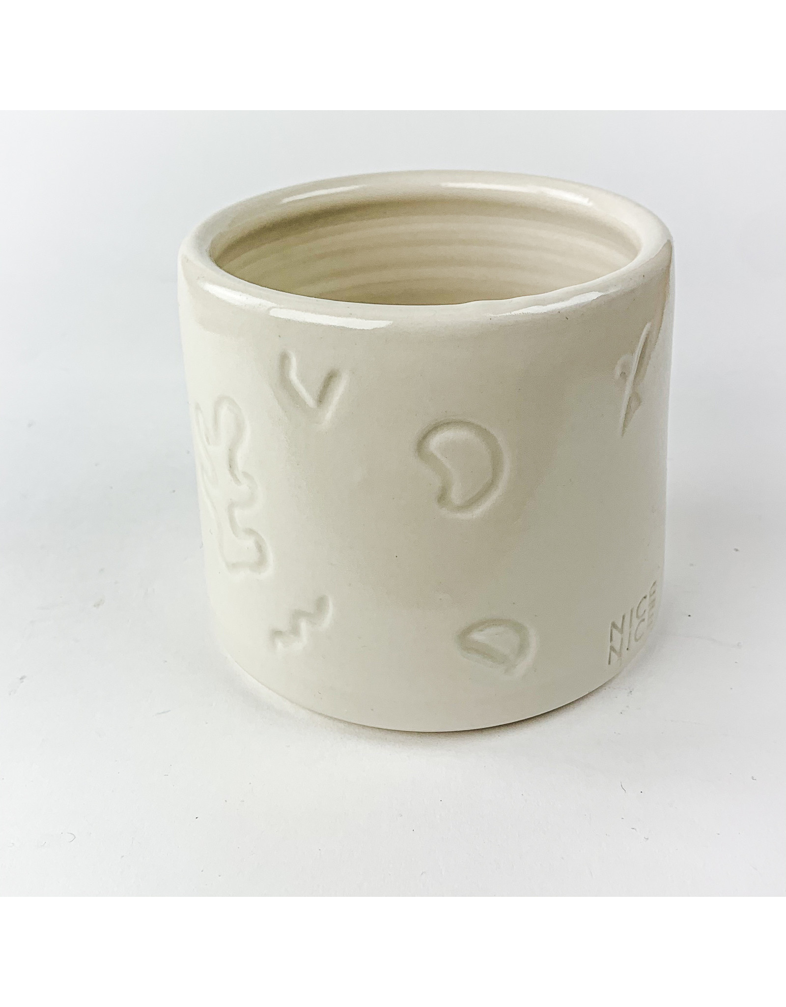 Nice Nice Nice Ceramic Planter