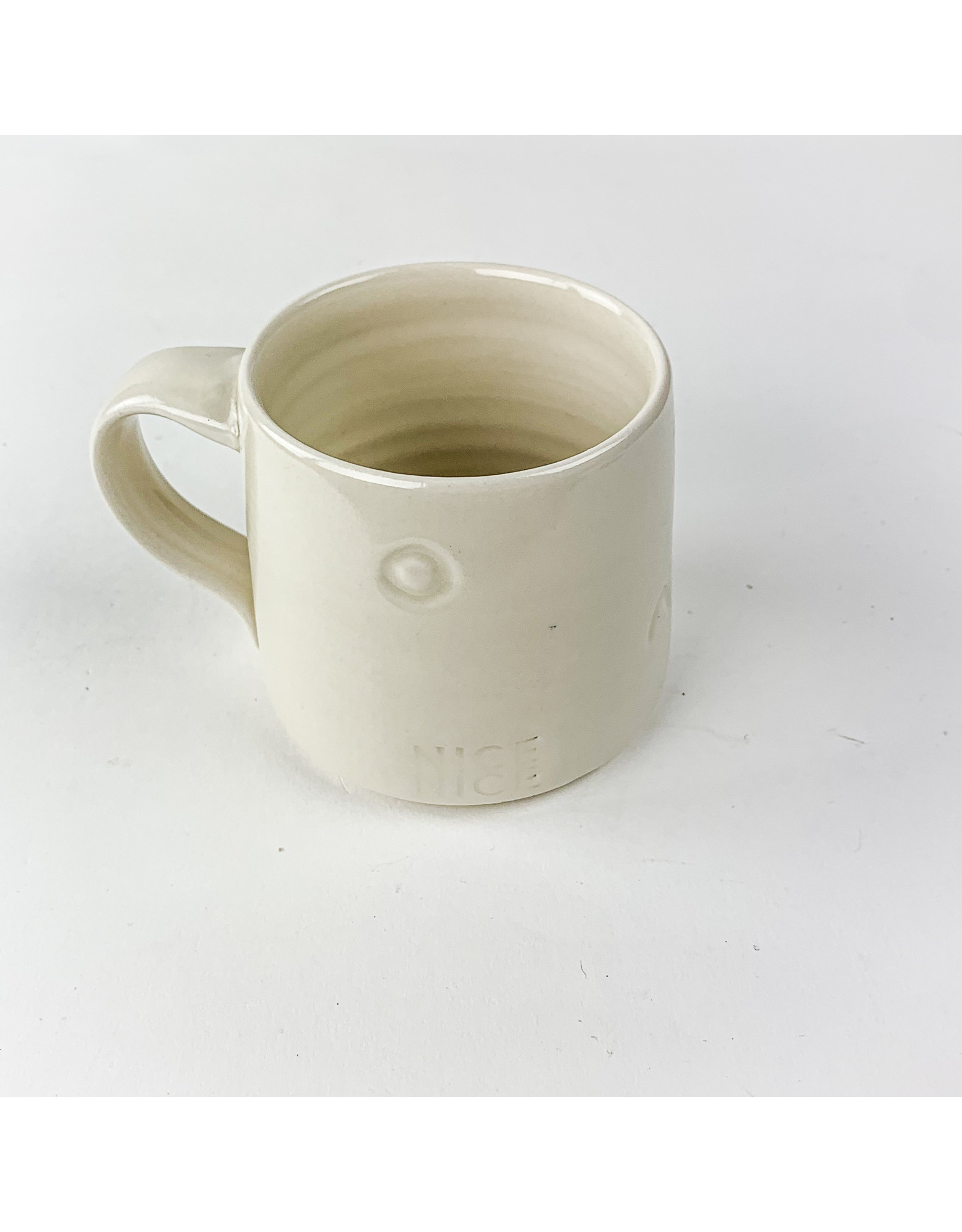 Nice Nice Ceramic Mugs White