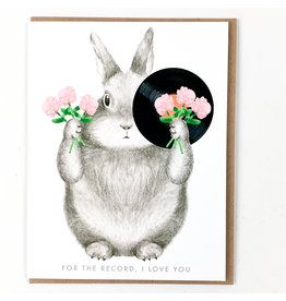 Dear Hancock Record love Bunny