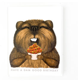 Dear Hancock Beaver Birthday