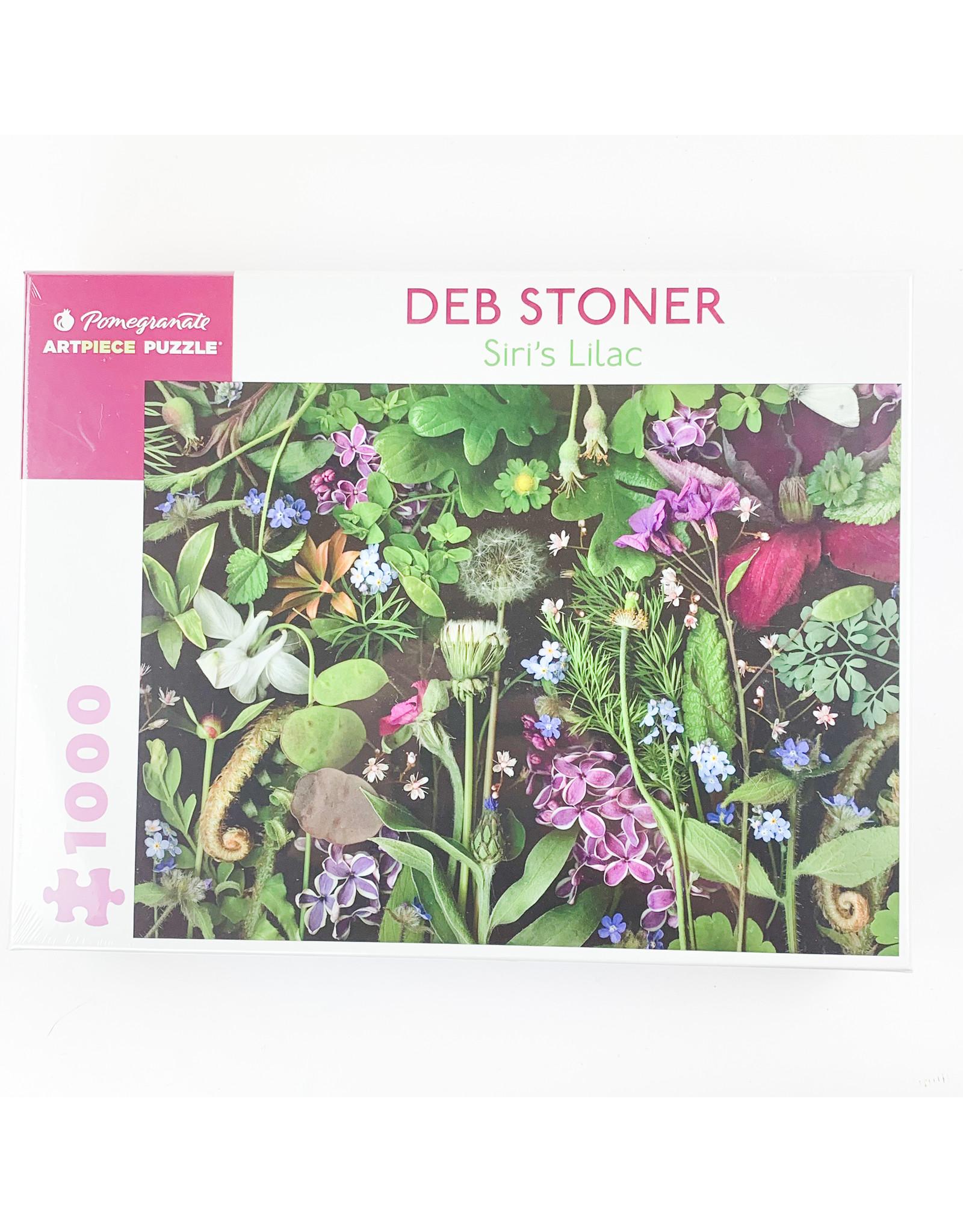 Pomegranate D.Stoner- Siri's Lilac