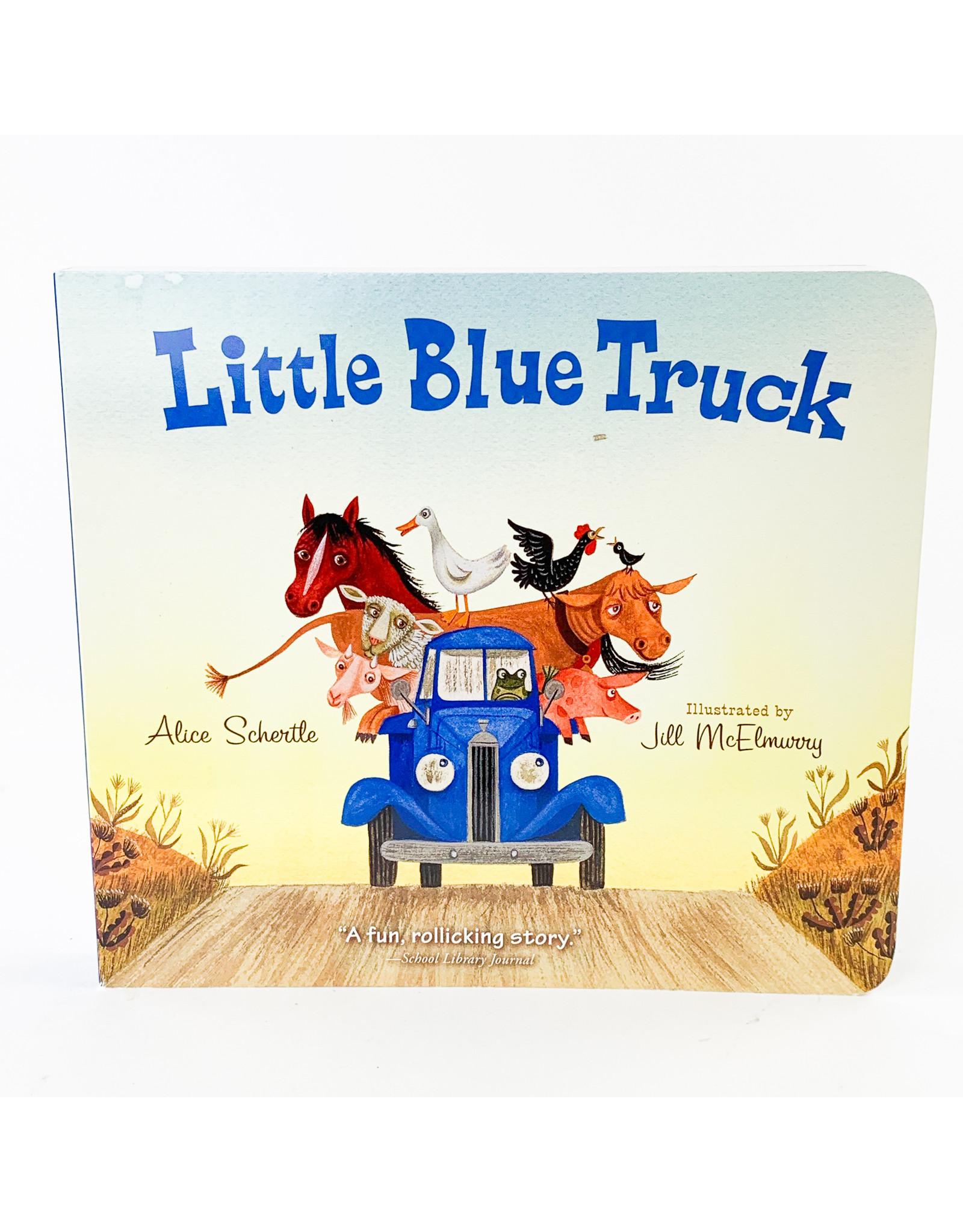Houghton Mifflin Little Blue Truck Board Book