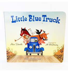 Houghton Mifflin Little Blue Truck Board Book
