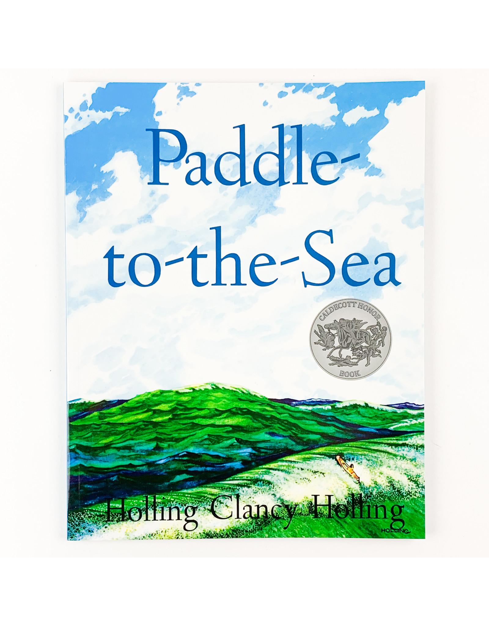 Houghton Mifflin Paddle to the Sea