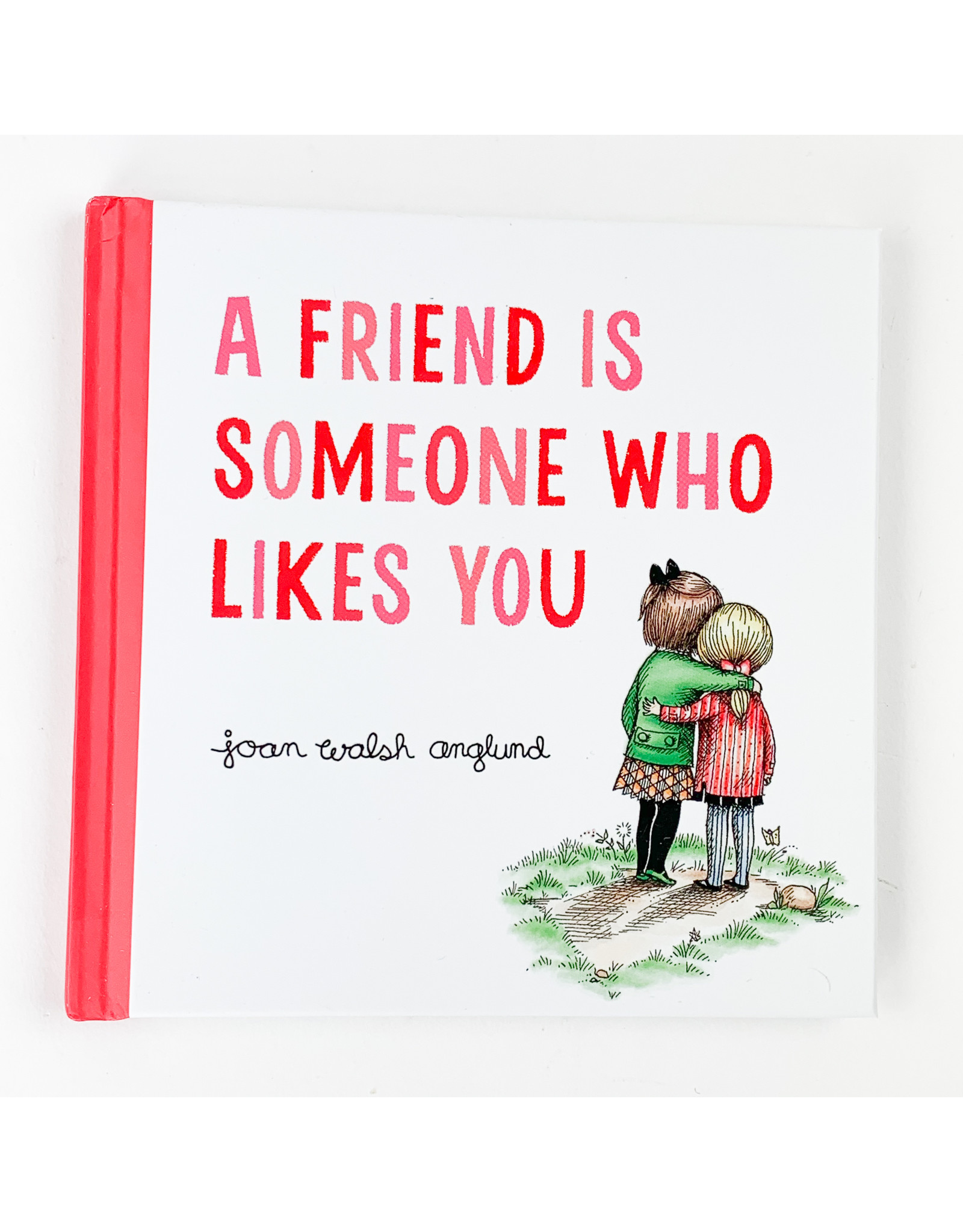 Houghton Mifflin A Friend is Someone Who Likes You