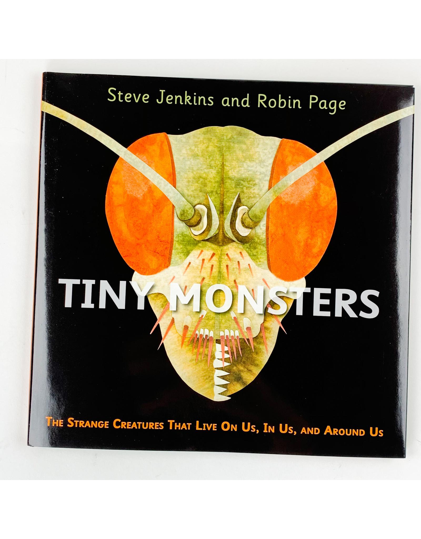 Houghton Mifflin Tiny Monsters