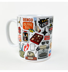 Ginger Fox Movie Mug