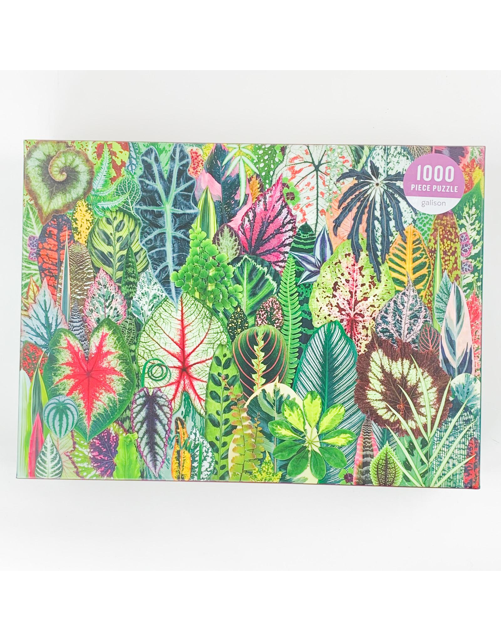 Chronicle Books Houseplant Jungle 1000pc