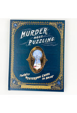 Chronicle Books Murder Most Puzzling