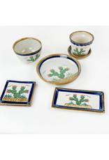 Tesoros Pottery Plate Cactus