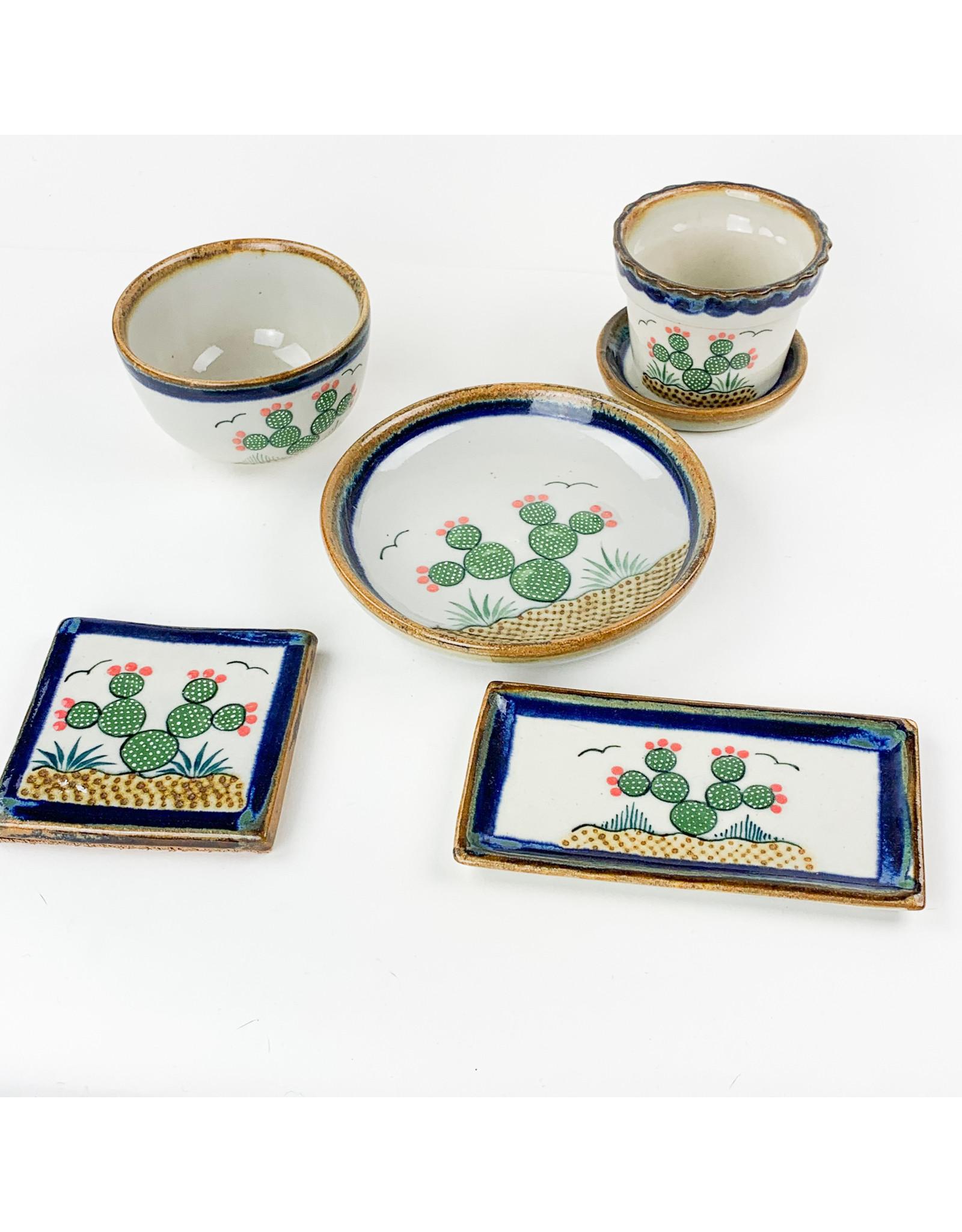 Tesoros Pottery Tile Nopal Mexico