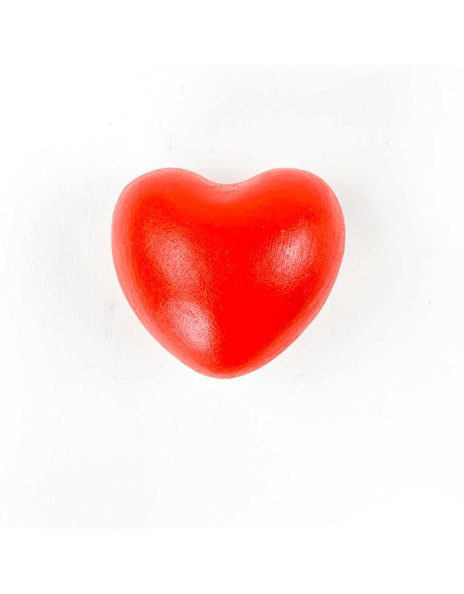 Tesoros Pottery Heart