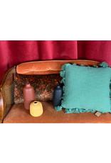 Creative Co-Op Paisley Lumbar Pillow