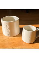 Nice Nice Ceramic Mugs White