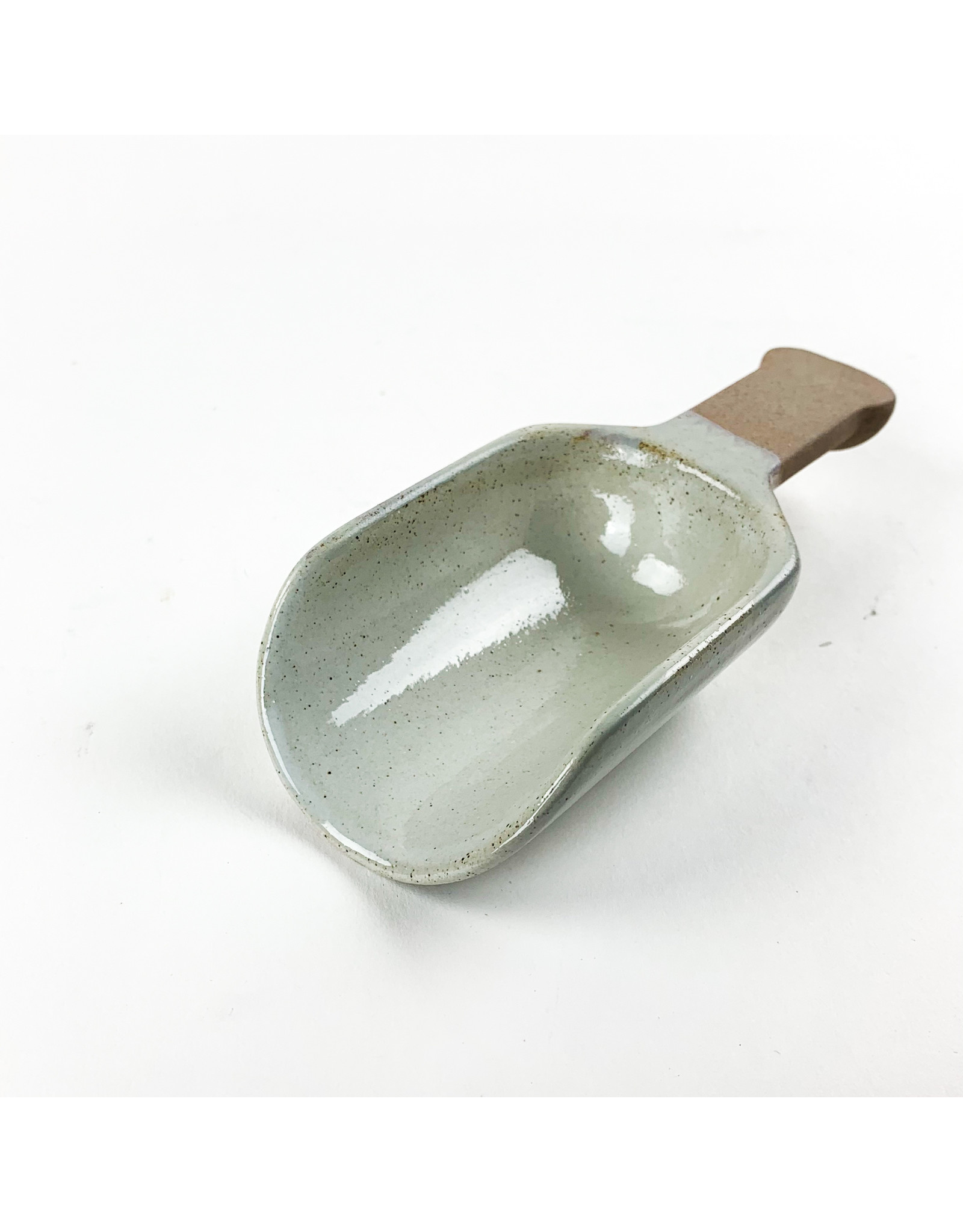 Creative Co-Op Porcelain Scoop Large