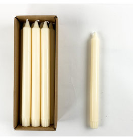 Creative Co-Op Unscented Taper Candles Box of 12